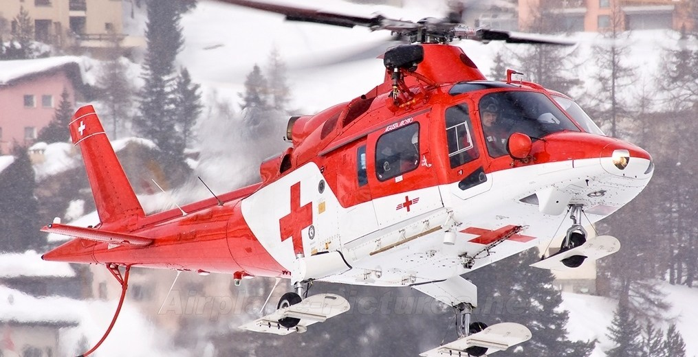 Ambulans Helikopter