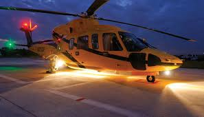 helikopter ambulans